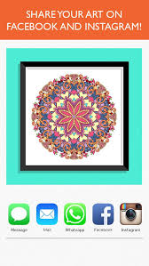 Colorfy Coloring Book For Adults Free App Ios Review Kids Pages ...