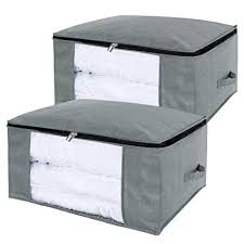 Amazon.com: Lifewit 100L Large Capacity Clothing Storage Bag with ...