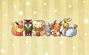 Cute Pokemon Wallpapers - Top Free Cute ...