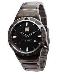 quiksilver eddie ss watch all black surfstitch all black mens accessories quiksilver watches gqm151jfablk