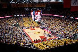 West Virginia Basketball Arena Seating Chart Hilton Coliseum Wikipedia