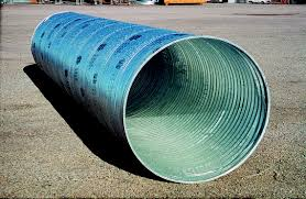 corrugated metal pipe cmp csp casp cap