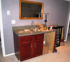 wet bar sink and cabinets amazing of wet bar cabinets with sink wet bar sink cabinet