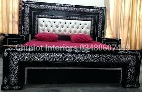furniture modern bed design
