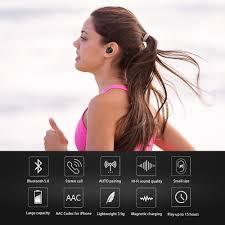 Anomoibuds Kapsel Tws Drahtlose Ohrhörer V50 Bluetooth Kopfhörer Headset Tiefe Bass Stereo Sound Sport Kopfhörer Für Samsung Iphone