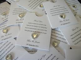 Wedding Favors Lottery Tickets