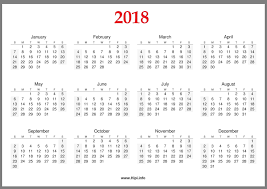2018 calendar printable free twitter headers facebook covers wallpapers calendars 2018