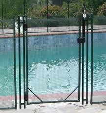 pool gates pool fences for inground pools pool gates aqua fence pool safety fence swimming