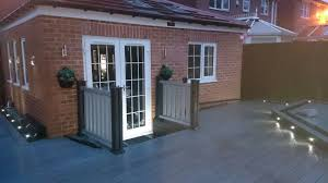 composite deck ideas. Plain Composite The Added Strength Of Our Composite Deck Makes It Ideal For Creating Spaces  Barbeques And Entertaining Guests Combined With Wellplaced Lighting  Throughout Composite Deck Ideas