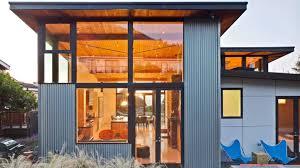 Steel Built Homes Cool Houses Covered In Steel Metal Homes Youtube