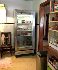 glass door refrigerator a glass door refrigerator for a change of pace remodeling blog glass door glass door refrigerator