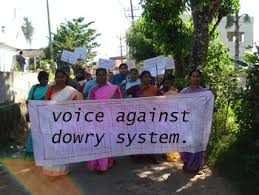 dearest dowry system in we must stand against the dowry system both taking and giving dowry should be strictly forbidden those people who demand dowry should be boycotted from