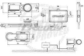 greddy profec b spec 2 electronic boost controller modern  at Greddy Profec B Spec 2 Wiring Harness