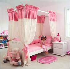 Awesome ... Large Size Beautiful Bed Pic For Girls Bedroom Furniture White Pink  Interior ...
