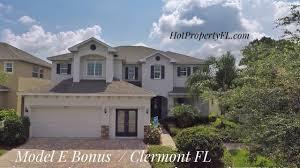 new model home tour clermont fl 4