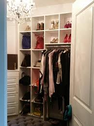 custom closets for women. Custom Reach In Closet Closets For Women