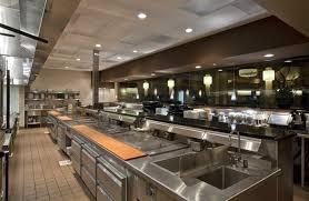 Restaurant Kitchen Floor Picture Of Large Size Restaurant Kitchen