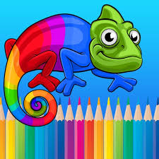 2bff2a tag page contains color schemes, palettes and colour combinations with 2bff2a colors. Cute Animals Coloring Book Painting And Learning Games For Kids Toddlers By Sarayut Wimolputtaratn