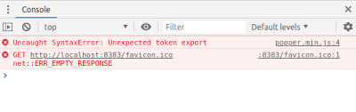 SOLVED] favicon.ico net::ERR_EMPTY_RESPONSE error in NetBeans ...