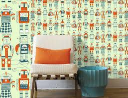 Little Boys Bedroom Wallpaper