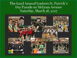 Small Picture Yonkers St Patricks Parade on McLean Ave
