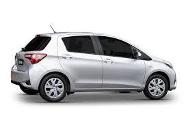 2018 Toyota Yaris Ascent, 1.3L 4cyl Petrol Manual, Hatchback