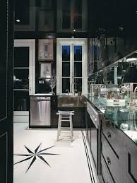 Make Stainless Steel Countertop Kitchen Stainless Steel Countertops Black Cabinets Tray Ceiling