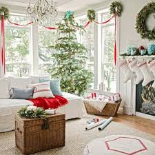 Xmas Living Room Decor Christmas Living Room Decorating Ideas Most Beautiful Christmas