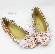shoes running shoes picture more detailed picture about flat Wedding Shoes Handmade flat shoes women wedding shoes new elegant customized handmade glitter pink ballet flat bridal shoes for wedding shoes handmade