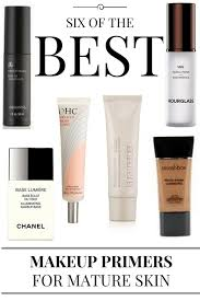 best primers makeup primers for skin over 50 over50 over50sskincare over50sbeautys