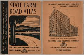 covers state farm road atlas united states canada mexico state farm insurance company bloomington