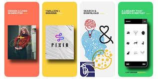 5 logo design apps for beginners