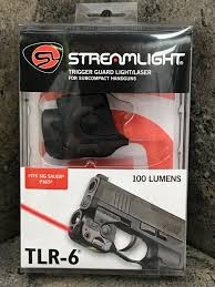Streamlight Tlr Comparison Chart Streamlight Tlr 6 Tactical Flashlight With Laser Sight 69284 Sig Sauer P365 100 Lumens 91 63 Free S H After Code Sg10