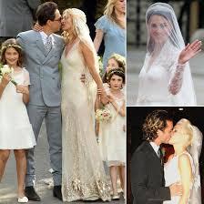 best celebrity wedding dresses pictures popsugar fashion