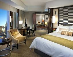 Cosmopolitan 2 Bedroom Suite Custom Decoration