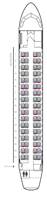Atr 72 500 Aircraft Seating Plan The Best And Latest