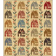 Homestead Quilt Pattern by Laundry Basket Quilts   Pattern ... & Homestead Quilt Pattern by Laundry Basket Quilts Adamdwight.com