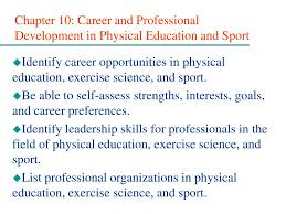 Professional Goals List Ppt Chapter 10 Career And Professional Development In