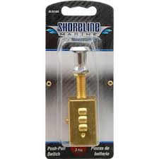 cheap marine on off switch marine on off switch deals on get quotations · shoreline marine 3 position push pull switch