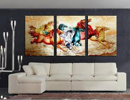 Modern Wall Paintings Living Room Wall Art Decor Tree A Home Design