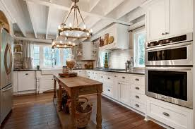 farmhouse kitchen epic kitchen chandeliers