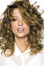Image Coiffure Pour Cheveux Mi Long Bouclé Coupe De Cheveux