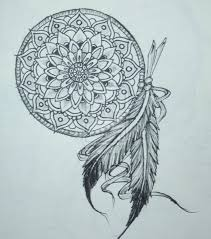 Aztec Dream Catcher Tattoo Magnificent Cool Dreamcatcher Tattoos Design