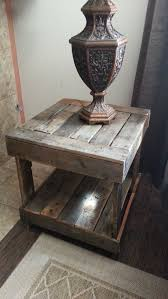 rustic end table outdoor fireplace seating this would be gr on extra rustic sofa side tabl