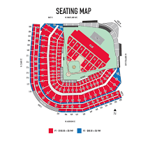 Safeco Seating Chart 2018 Home Away Shows Seating Charts All In One Place