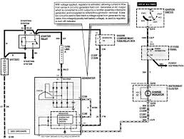 mustang alternator wiring diagram discover your wiring ford alternator wiring diagrams
