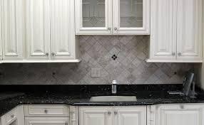 grey travertine tile backsplash. Fine Backsplash Backsplash Ideas For Blue Pearl Granite  Diamond Pattern Ivory Antiqued Travertine  Tile Backsplash Inside Grey I