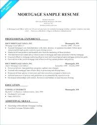 Loan Processor Resume Samples Cover Letter For Loan Processor