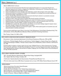 Free Assistant Principal Resume Templates resume Principal Resume 12