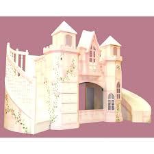 princess bunk beds with slide.  Princess Princess Bunk Bed Soft Pink Wooden Beds With Slide In A  Beautiful Design   On Princess Bunk Beds With Slide N